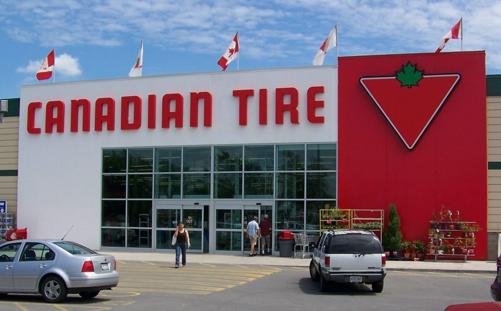 Canadian Tires