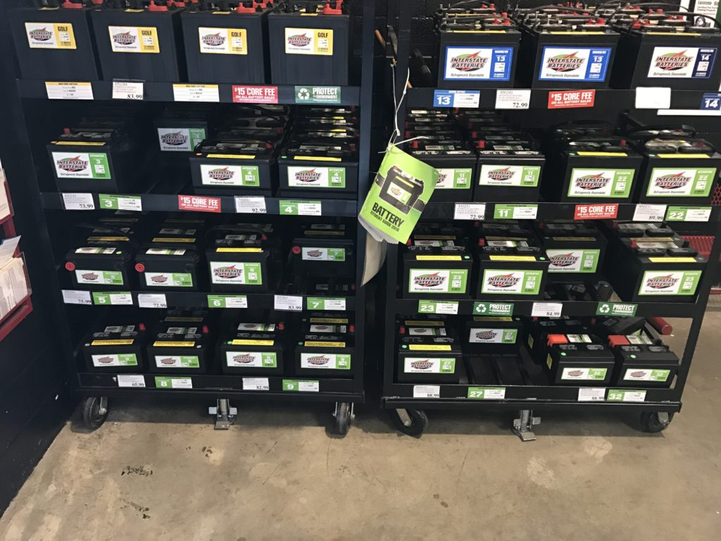 Costco Car Battery Prices